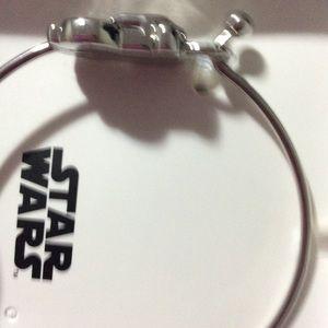Disney Jewelry - New Star Wars Disney Ewok bracelet metal jewelry